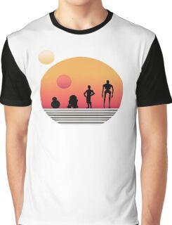 Star Wars Droids Graphic T-Shirt