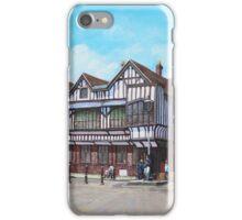 Tudor House Southampton Hampshire iPhone Case/Skin