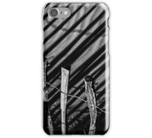 Benone Shadow Fencing iPhone Case/Skin