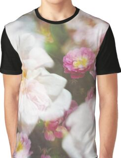 Painterly Roses Graphic T-Shirt