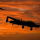 Welcome Home - Avro Lancasters at Dawn by © Steve H Clark Photography