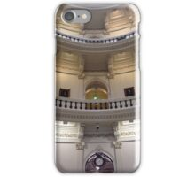 Texas Capital dome architecture balconies floors design heritage building Austin iPhone Case/Skin
