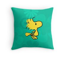 Woodstock Throw Pillow