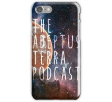 Adeptus Terra Podcast iPhone Case/Skin