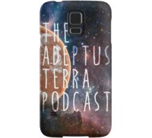 Adeptus Terra Podcast Samsung Galaxy Case/Skin