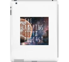 Adeptus Terra Podcast iPad Case/Skin