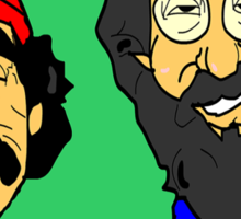 Cheech to the Chong Sticker