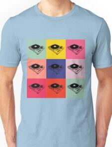 1200 Record Turntable T-Shirt Unisex T-Shirt