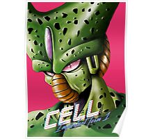 Cell - Dragon Ball z Poster