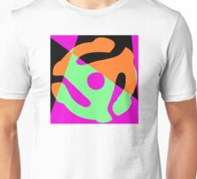 Abstract 45 Record Holder Unisex T-Shirt