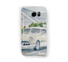 Pontiac at the Beach Motel Samsung Galaxy Case/Skin