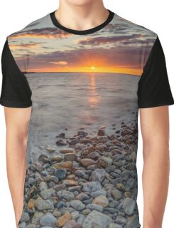 Welsh Sunset  Graphic T-Shirt
