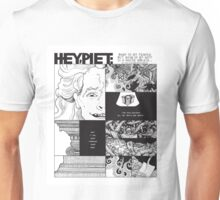 Hey Piet - Body Is My Temple Unisex T-Shirt