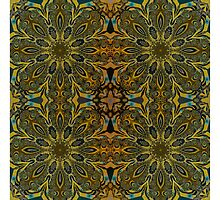 Kaleidoscope flowers in attractive colors by walstraasart