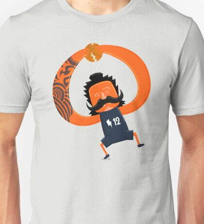 Steven Adams Haka Unisex T-Shirt