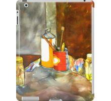 Paint Supplies iPad Case/Skin