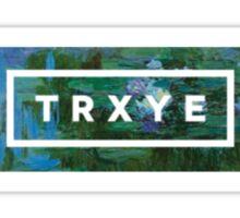 trxye troye sivan paint Sticker