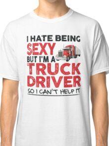 sexy trucker  Classic T-Shirt