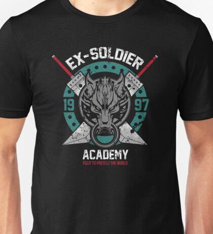 Ex-Soldier Academy Unisex T-Shirt