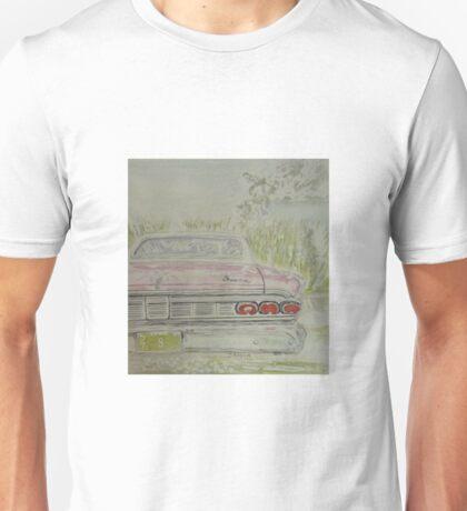 Pink Mercury 9 Unisex T-Shirt