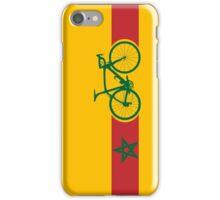 Bike Stripes Morocco iPhone Case/Skin