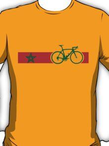 Bike Stripes Morocco T-Shirt