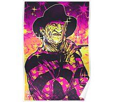 Neon Horror: Freddy  Poster