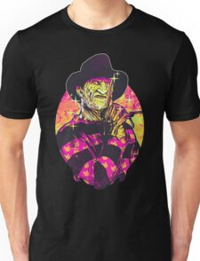 Neon Horror: Freddy  Unisex T-Shirt