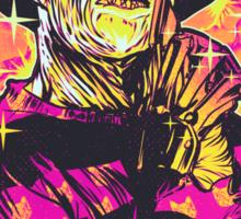 Neon Horror: Freddy  Sticker