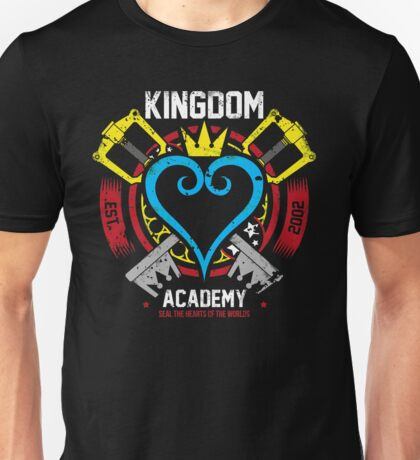 Kingdom Academy Unisex T-Shirt