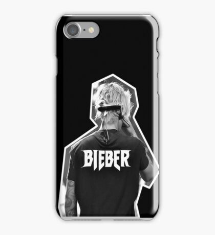 Justin Bieber iPhone Case iPhone Case/Skin