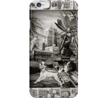Evolving Landscape. iPhone Case/Skin