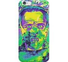 Neon Horror: Hannibal  iPhone Case/Skin