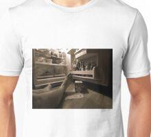 Spilled milk Unisex T-Shirt