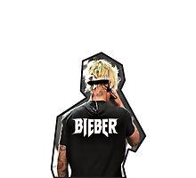 Justin Bieber iPhone Case Photographic Print