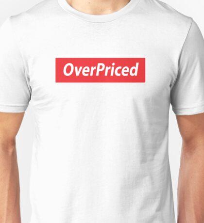 Supreme Pun - OverPriced Unisex T-Shirt