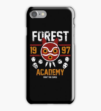 Forest Academy iPhone Case/Skin