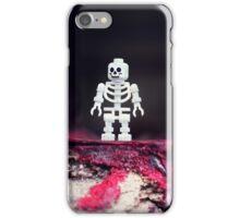 ::: { THE SKELETON } ::: iPhone Case/Skin