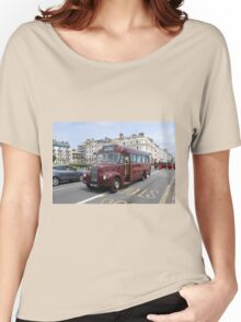 Guy Special vintage bus,  Women's Relaxed Fit T-Shirt