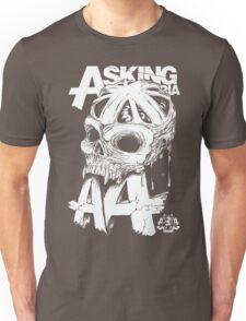 Asking Alexandria England Skull  tshirt and hoodie Unisex T-Shirt