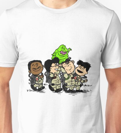 Ghostbusters Gang Unisex T-Shirt