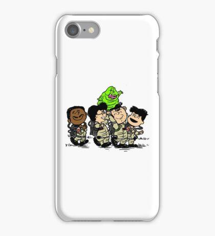 Ghostbusters Gang iPhone Case/Skin