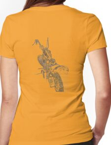 Harley Davidson Womens Fitted T-Shirt