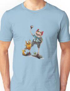 PokeFinn & PokeJake Unisex T-Shirt