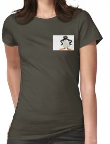 Noot-Noot Style Womens Fitted T-Shirt