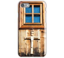 Wooden Cross iPhone Case/Skin