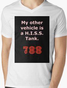 My other vehicle is a H.I.S.S. Tank Sticker Alternative Mens V-Neck T-Shirt