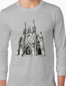 Cathedral of Saint Paul, Birmingham AL Long Sleeve T-Shirt