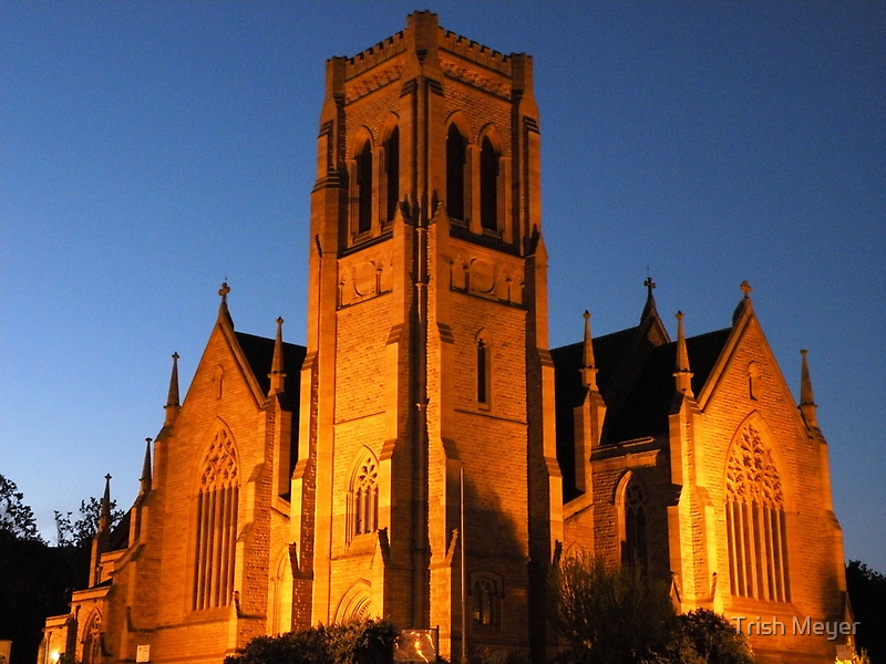 St Saviour's Cathedral, Goulburn by Trish Meyer