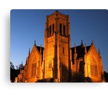St Saviour's Cathedral, Goulburn Canvas Print